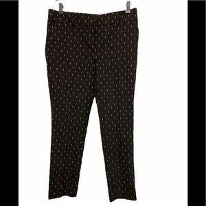 Ann Taylor Loft Julie Skinny Dress Pants SZ 10P